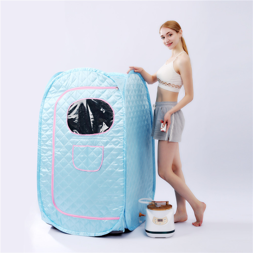 Portable Steam Sauna Generator For Health And Beauty Spa Lose Weight And Detox Therapy And Steam Fold Sauna Cabin 1