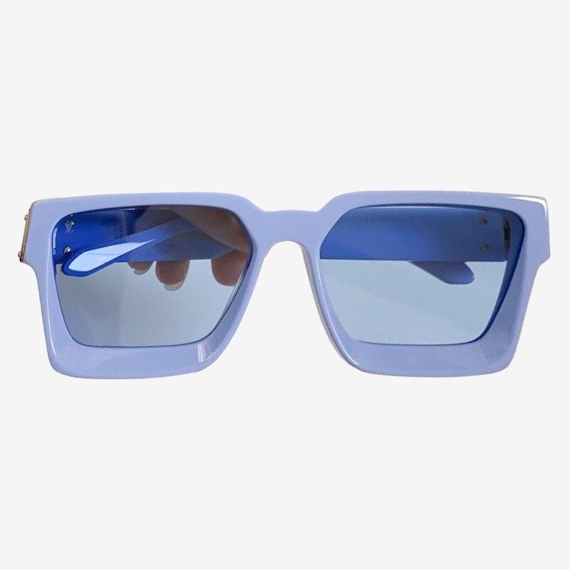 Oversized Square Sunglasses Men Luxury Brand Women Sun Glasses Vintage Designer UV400 Eyewear