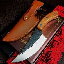 Нож pegasi ручной Кованый для чистки костей высокопрочный нож