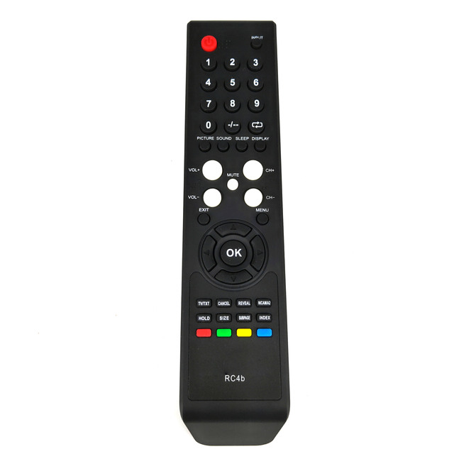 NEW RC1B RC4B RC6W Original for SUPRA TV Remote control