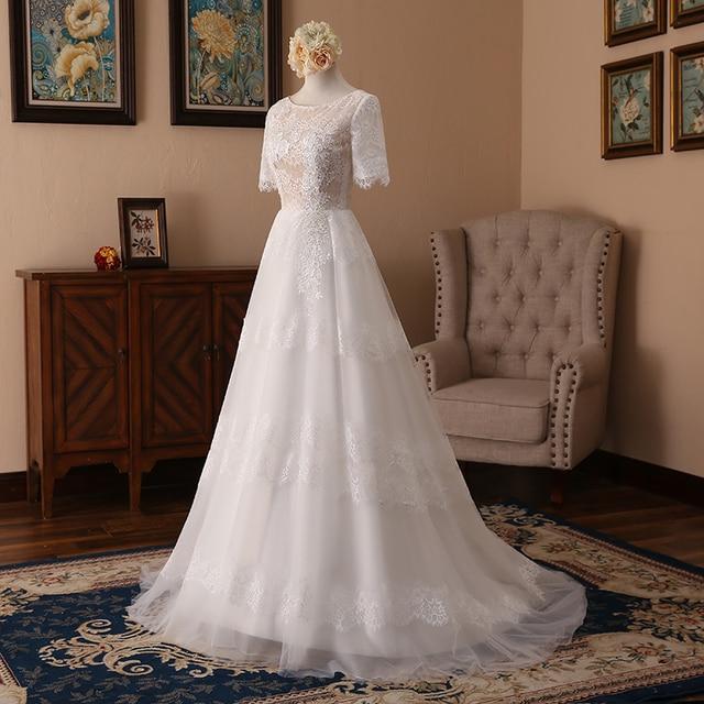 Robe de Mariage Bohème Vintage Margaux