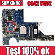 Akemy Laptop Moederbord 592809-001 592809-501 Voor Hp Presario G42 G62 CQ42 CQ62 DAOAX2MB6E1 Moederbord