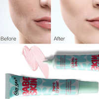 Hot Sales Face Primer Natural Make Up Base Foundation Primer Makeup Base Cream Moisturizing Pores Invisible Oil Control TSLM1