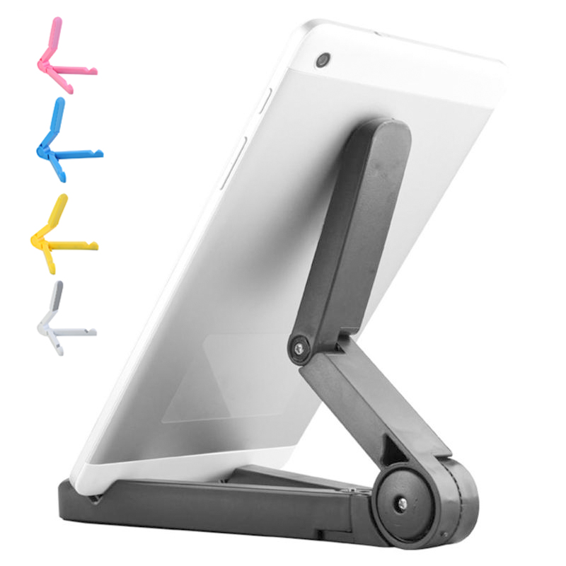 Tablet Stand Holder Foldable Adjustable Angle Support Bracket Mount For IPad Android Kindle E-book PC Mobile Phone Holder
