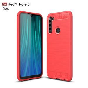 Image 5 - For Cover Xiaomi Redmi Note 8 2021 Case For Redmi Note 8 2021 Coque Shockproof TPU Back Soft Case For Redmi Note 8 T Pro Fundas