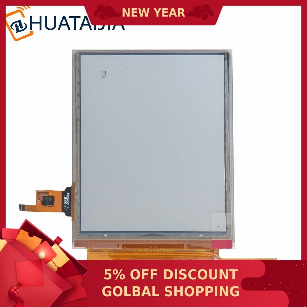 ED060XH7 100% New Display LCD For ONYX BOOX Vasco Da Gama Onyx Boox Darwin 6 Touch Panel+LCD Book Reader Eink Carta 2 ED060XH7