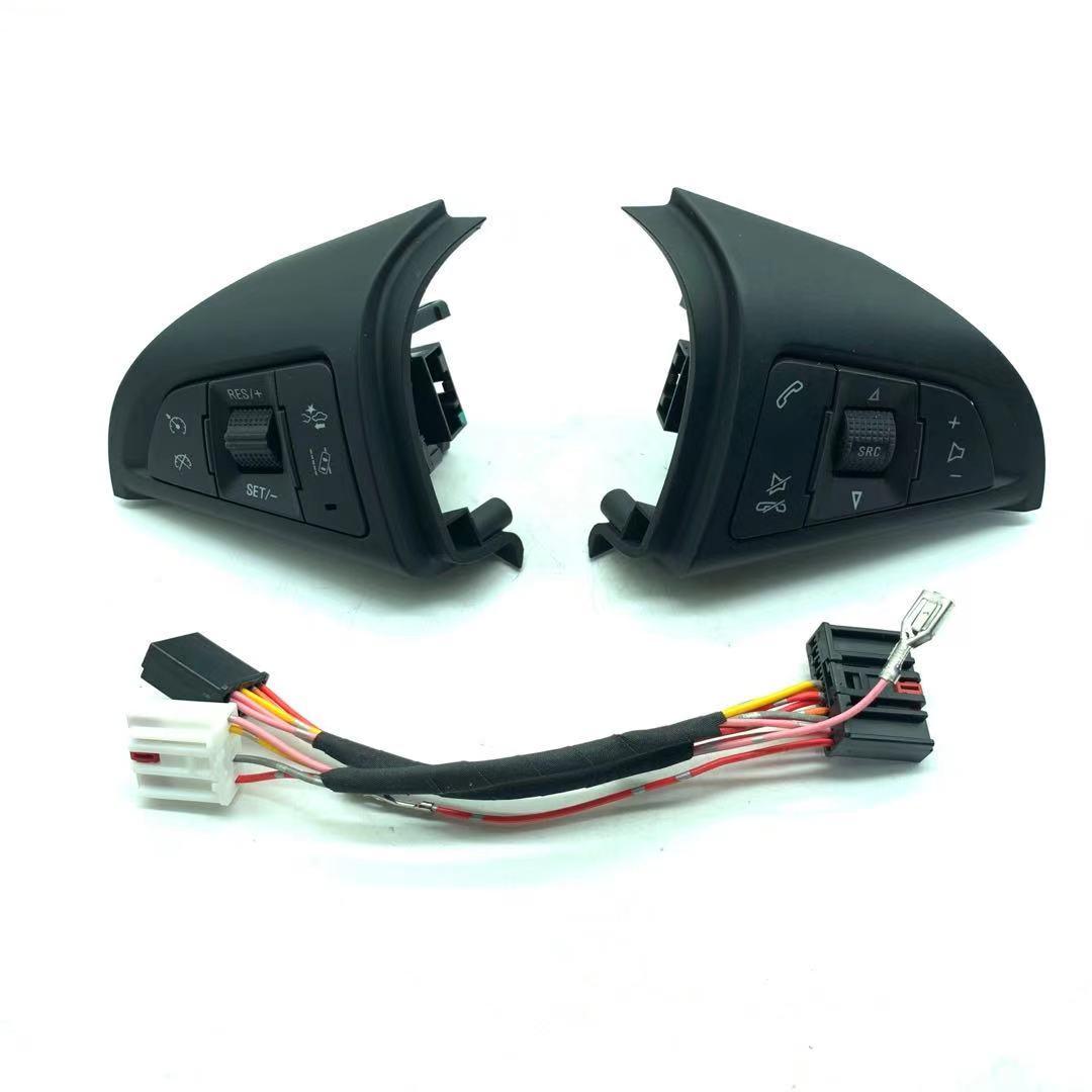 Переключатель круиз-контроля, телефон, круиз-контроль, громкость, канал, пульт дистанционного управления на рулевое колесо для Chevrolet Cruze ...