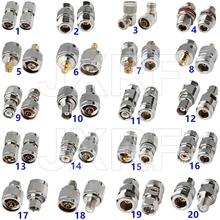 1 szt N typ męska wtyczka do N SMA BNC UHF F typ męski Adapter żeński tanie tanio CN (pochodzenie) N Type