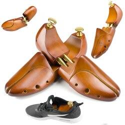 Для мужчин's и Для женщин обувные колодки двухтрубный регулируемый; Schima Superba деревянные обувные средство для растяжки обуви