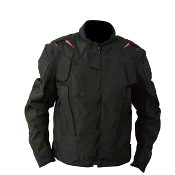 Mesh Textile Riding Jacket Motorcycle ATV Bike Off-road Motocross Black Jackets With Protector