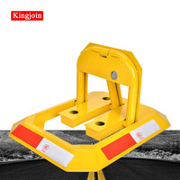 Bloqueio de estacionamento manual da barreira do estacionamento/manual operado nenhum cargo de poste de amarração do lok do estacionamento