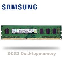 סמסונג 2GB 4GB 8GB PC3 DDR3 1333Mhz 1600 Mhz שולחן העבודה זיכרון RAM 2g 4g 8g DIMM 10600S 8500S 1333 1600 Mhz