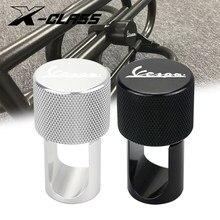 Soporte de hebilla fija para portaequipajes para motocicletas, Clip de soporte de fijación CNC, accesorios de aluminio para VESPA GTS SPRINT PRIMAVERA LX S