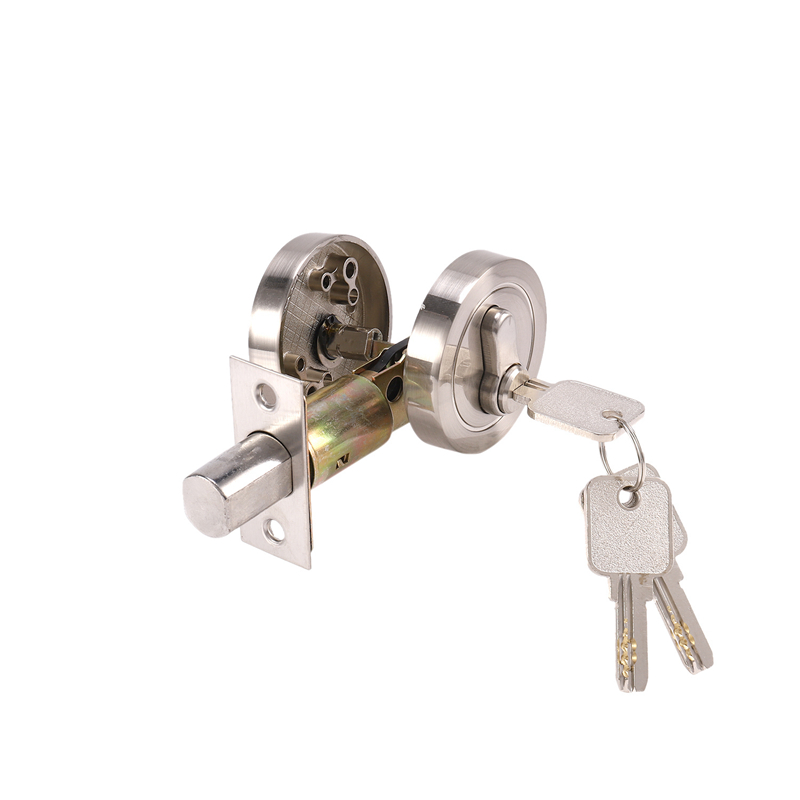 Stagnant Channel Invisible Lock Tube Well Lock Background Invisible Door Lock