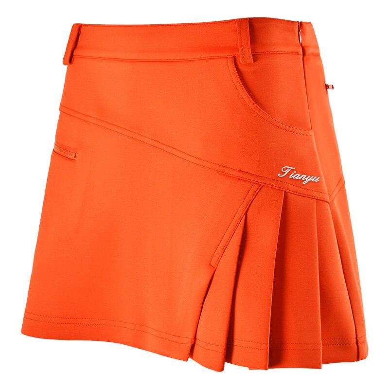 Saia saia plissada shorts saia com Cinto de Segurança