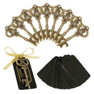 Image 1 - 36/50pcsกุญแจเปิดขวดหมวดหมู่สังกะสีเบียร์เปิดงานแต่งงานของขวัญเครื่องมือห้องครัวอุปกรณ์เสริมพิเศษparty Supplies