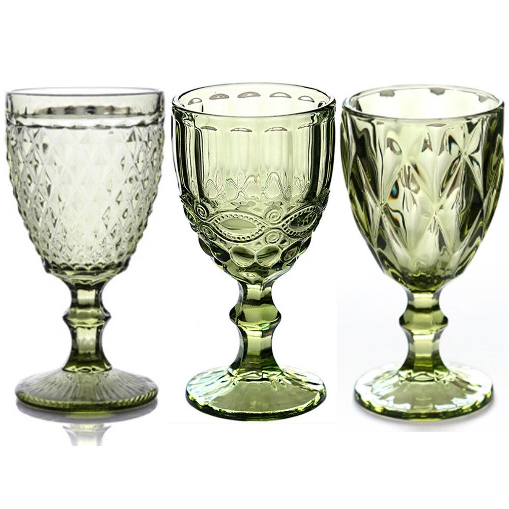 Verres à vin portables 3 pièces/lot | Tasse à vin de fête de mariage, verres à eau pour boire noël 300ml 10oz