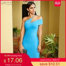 Shoulder Sleeveless Party Dress
