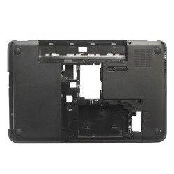 Laptop Case Bawah Penutup Dasar untuk HP Pavilion G6-2000 G6Z-2000 G6-2100 G6-2348SG G6-2000sl 684164-001 TPN-Q110 TPN-Q107 Hitam