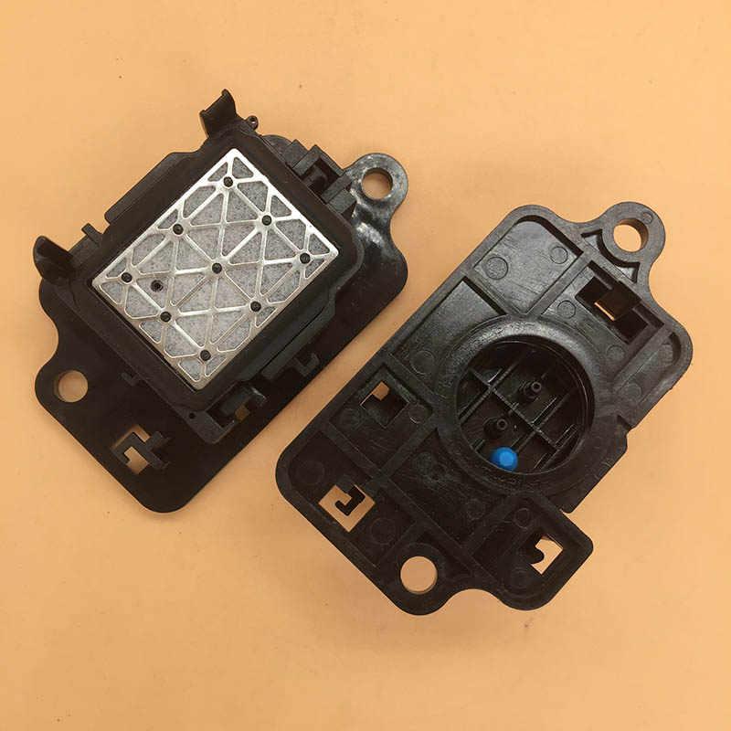1 Pcs Mimaki JV33 JV5 Printer DX5 Kepala Capping Stasiun Bersih Unit dengan Pemegang Dan Musim Semi untuk Mutoh Xuli DX7 cap Top Perakitan