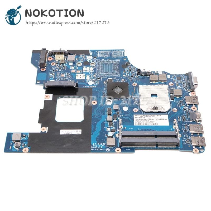 """NOKOTION สำหรับ Lenovo Thinkpad E545 แล็ปท็อป 15.6 """"VALEB LA 8127P REV 1.0 04X4809 ซ็อกเก็ต FS1 บอร์ดหลัก DDR3-ใน เมนบอร์ดแล็ปท็อป จาก คอมพิวเตอร์และออฟฟิศ บน AliExpress - 11.11_สิบเอ็ด สิบเอ็ดวันคนโสด 1"""