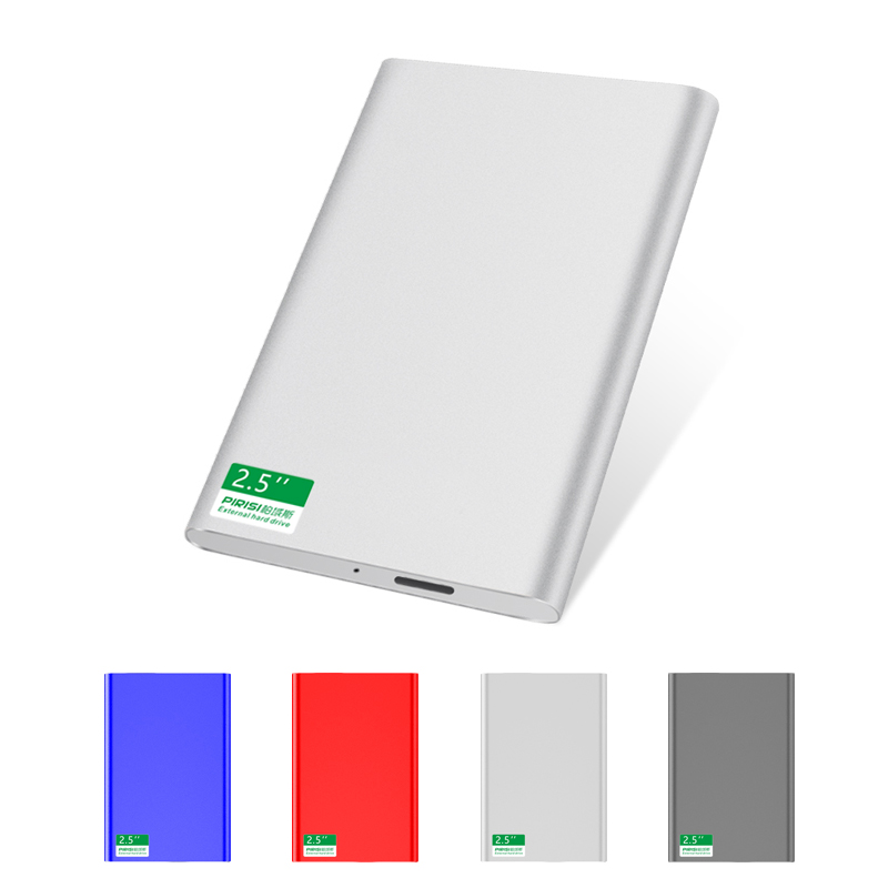500GB External Hard Drive Disk USB3 0 HDD 320G 250G 160G 120G 80G 60G Storage for PC MacTablet Xbox PS4TV box 4 Color