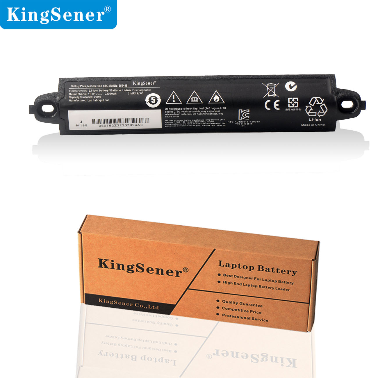 KingSener 359498 Battery For Bose SoundLink III 330107A 359495 330105 For Bose Soundlink Bluetooth Mobile Speaker II 404600