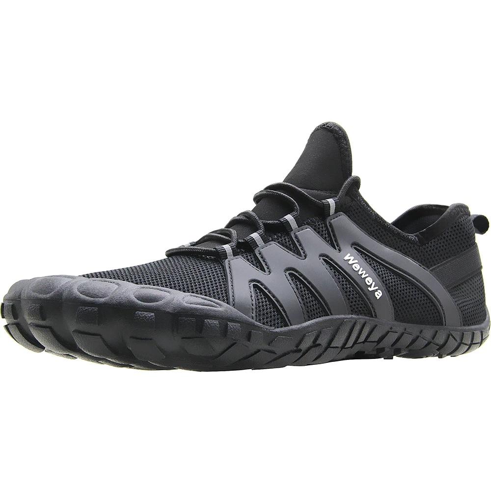 Size 14 Men Minimalist Trail Sneakers Zero Drop Sole Casual Shoes Men Wide Toe Box Skidproof Barefoot Beach Diving Water Shoes Men S Casual Shoes Aliexpress