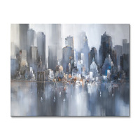 handmade oil painting on canvas modern 100% Best Art Abstract oil painting original directly from artis XD1 305