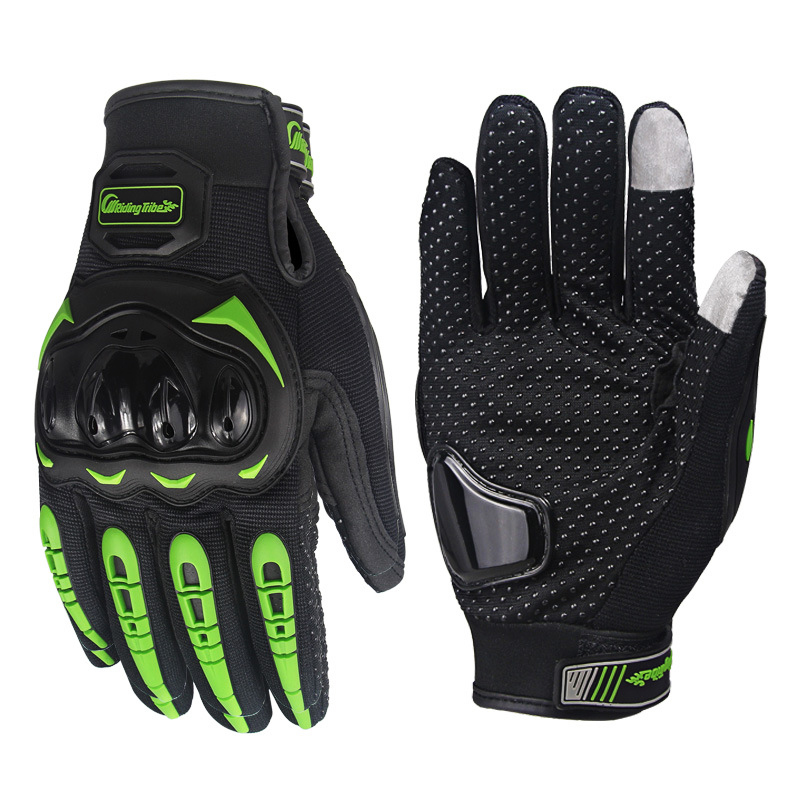 Pro-biker Motorcycle Gloves Full Finger Screen Touch Gloves Outdoor Sport Riding Motorbike Racing Cycling Gloves Protective Gear