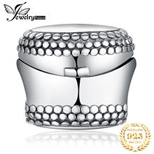 JewelryPalace Openable Box 925 Sterling Silver Beads Charms Original Fit Bracelet original Jewelry Making