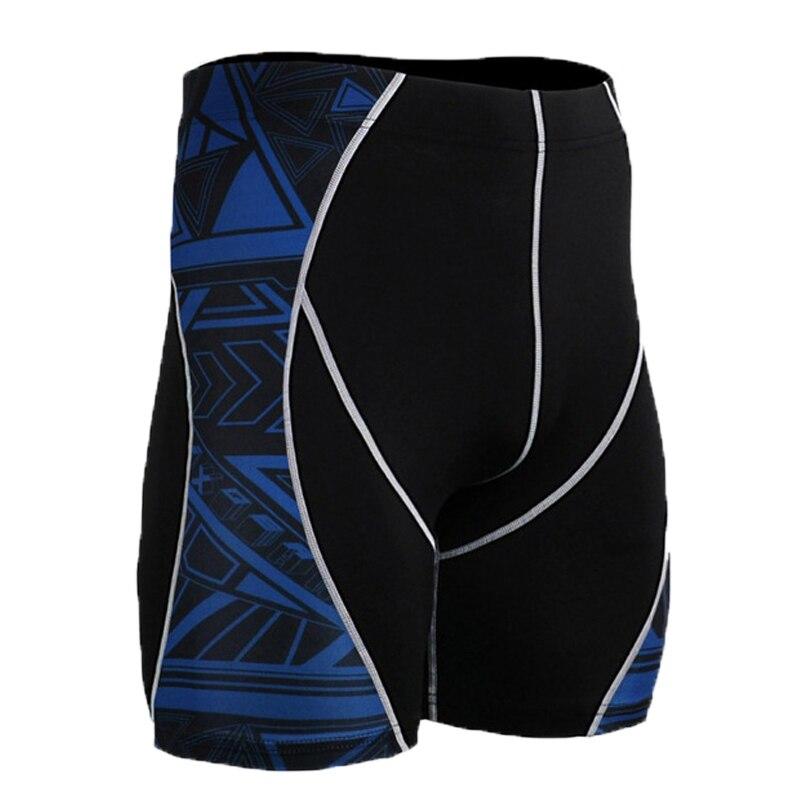 Summer Joggers Shorts Men Gyms Compression Short Pants Sportswear Elastic Quick Dry Shorts Man Fitness Sweatpants Male Shorts