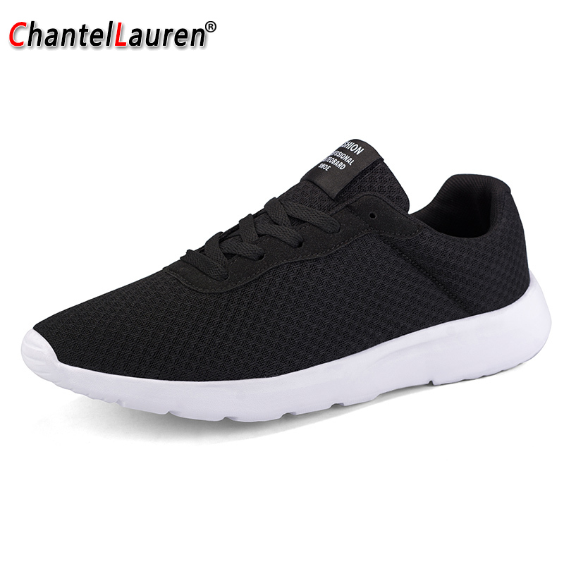 Men Running Shoes Outdoor Sport Shoes Jogging Homme Mesh Sneakers Athletic Trainers Male Footwear Krasovki Zapatillas Hombre