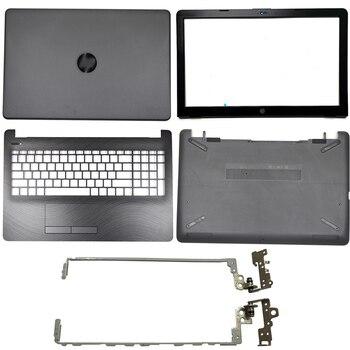 NEW For HP 15-BS 15T-BS 15-BW 15Z-BW 250 G6 255 G6 Laptop LCD Back Cover/Front bezel/LCD Hinges/Palmrest/Bottom Case 929893-001 new laptop lcd front bezel for hp pavilion g6 g6 2000 2328tx 2233 2301ax2313 684165 001 jte38r36tp003 b shell