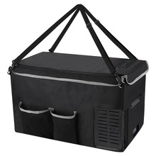 Jotus bolsa de armazenamento do refrigerador automotivo, 18l, 25l, portátil, para mini geladeira, manter a prova de gotejamento