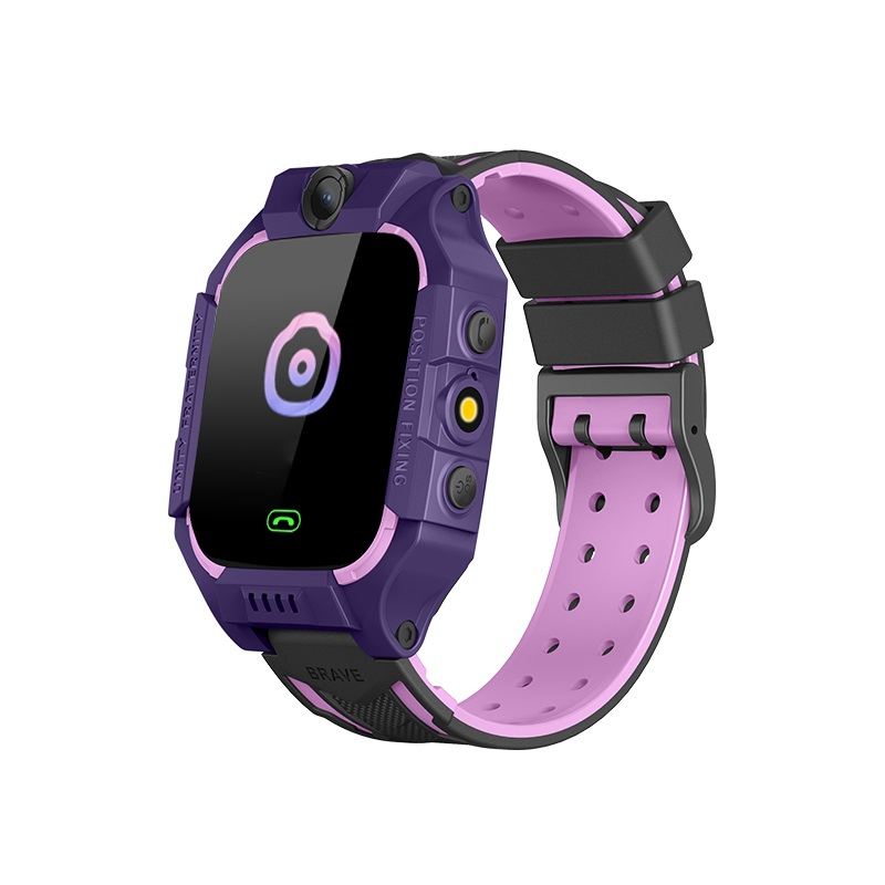 Z6 Children's Smart Watch IP67 Deep Waterproof 2G SIM Card GPS Tracker SOS Anti-Lost Smart Watch For IOS Android PK Z5 Q12 Q50