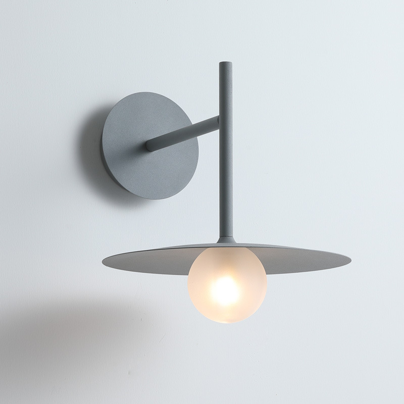 luminaria de parede minimalista design nordico quarto 04