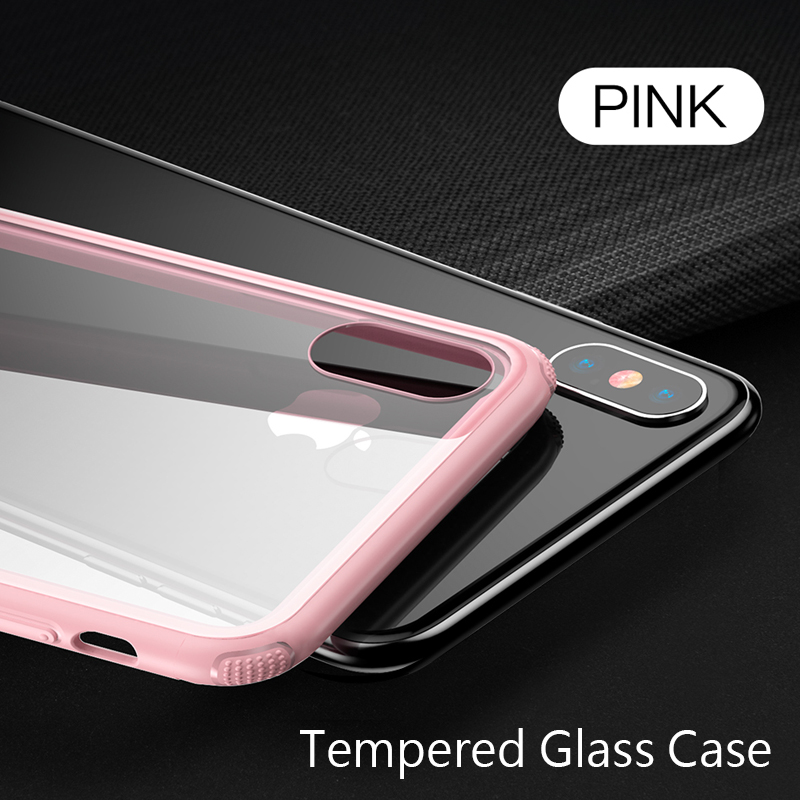 Baseus 3D Screen Protector For iPhone XR 0.3mm Ultra Thin Protective Glass For iPhone Xs X Xs Max 7 8 Tempered Glass Front Film