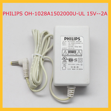 AC / DC Adapter for PHILIPS OH-1028A1502000U-UL 15V--2A Supply Charger Adapters Switching Power Supply 15V 2A