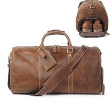 Brand POLO Men's Shoulder Bags High Quality Business Messenger Bag Crossbody Bolsa Masculina