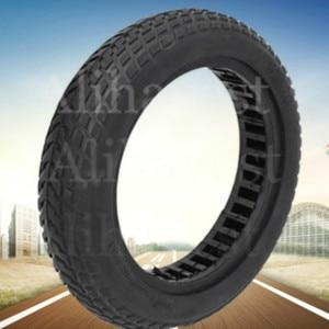 Image 2 - M365 Pro Roller Solide Reifen für Xiaomi Mijia M365 Skateboard 8,5 Nicht Pneumatische Dämpfung Reifen Stoßdämpfer Roller Kamera teil