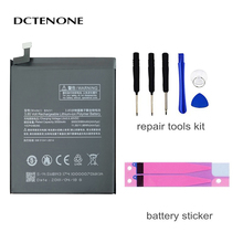 аккумулятор для телефона ibatt bn31 для xiaomi mi 5x mde6 5x DCTENONE Phone Battery BN31 for Xiaomi Mi 5X Mi5X Redmi Note 5A / Pro Mi A1 Redmi Y1 Lite S2 3000mAh Batteries + Tools 4.8