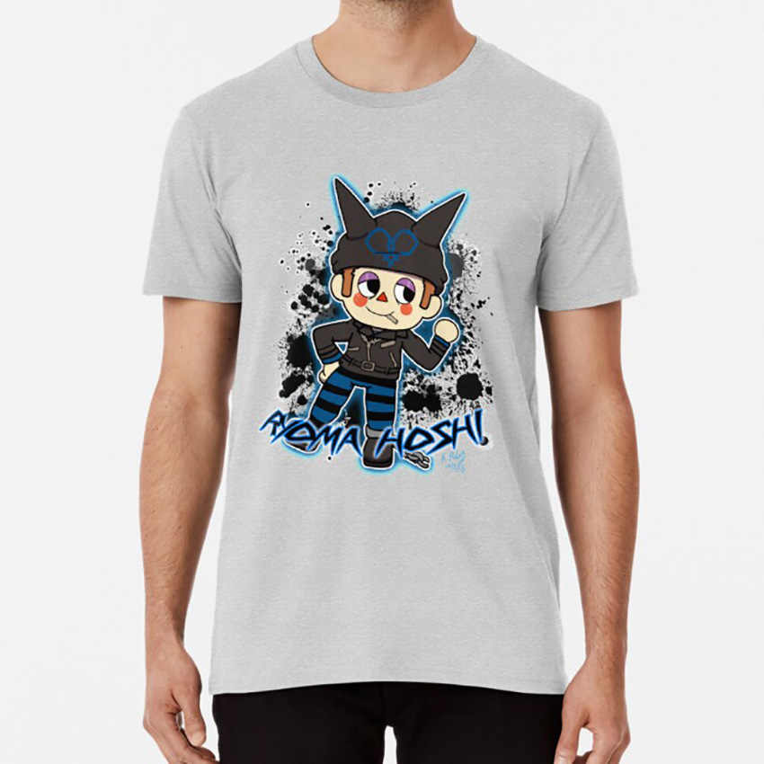 The One Who Deserved Better T Shirt Danganronpa Ndv3 Anime Animal Crossing Crossover Video Games Visual Novel Ryoma Hoshi T Shirts Aliexpress Unlocking max relationship status is possible in the main game, but it's much, much easier in the bonus mode after you complete the story. aliexpress