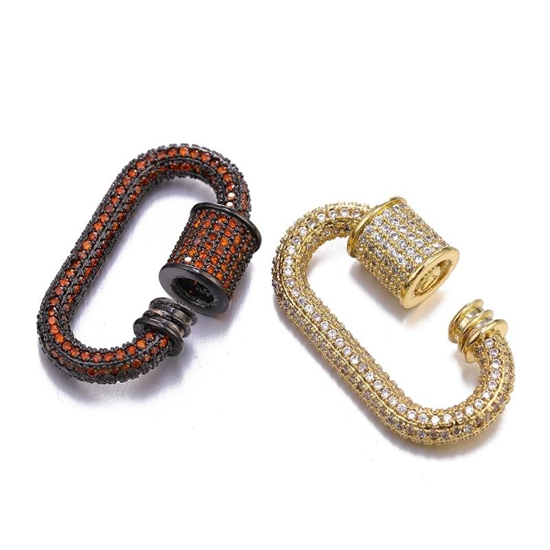 Juya DIY застежки для ювелирных изделий, принадлежности, Застежка ручной работы, застежка для лобстера, аксессуары для роскошного рукоделия, бисероплетение, изготовление ювелирных изделий