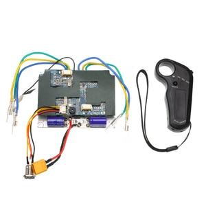 Image 2 - 24V/36V Electric Skateboard Controller Longboard Remote Control Dual Motors ESC Parts Scooters Skate Board Accessories
