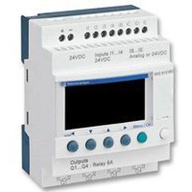 RELE PROGRAMABLE ZELIO LOGIC 100-240V E/S12 C/VISOR