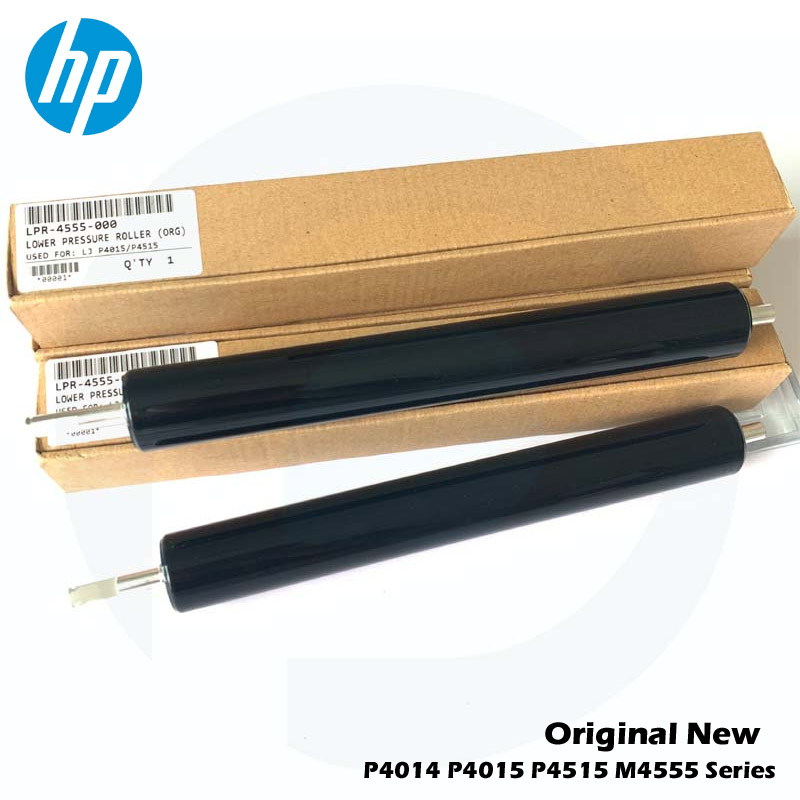 Original New For <font><b>HP</b></font> <font><b>4014</b></font> P4515 4015 M4555 P4015 P4515 4555 HP4015 HP4515 HP4555 Lower Pressure Roller LPR- 4555- 000 image