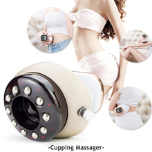 Cupping Massager Vacuum Strong Suction Cups EMS Ventosas Anti Cellulite Magnet Therapy Guasha Scraping Fat Burner Slimming tools
