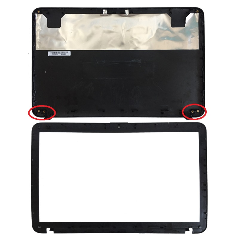 NEW Case Cover FOR Toshiba Satellite L850 L855 C850 C855 C855D LCD BACK COVER V000270490 /LCD Bezel Cover