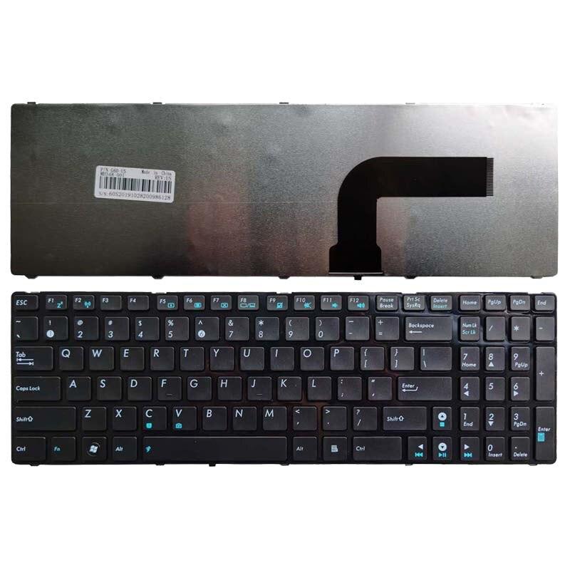 US Keyboard For Asus N90 N90S N90SC N90SV A54 A54C A54H A54HR A54HY A54L A54LY English Laptop Keyboard